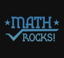 MATHS ROCKS with pi  by jazzydevil