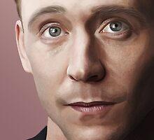 Tom Hiddleston by nero749