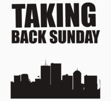 Taking Back Sunday by togetic