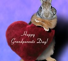 Grandparents Day Bunny by jkartlife