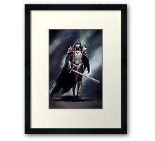 The Hero Framed Print
