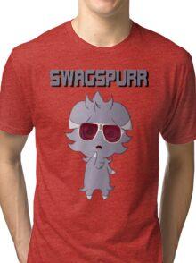 Swagspurr Tee Tri-blend T-Shirt