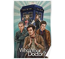 Who's Your Doctor? Poster