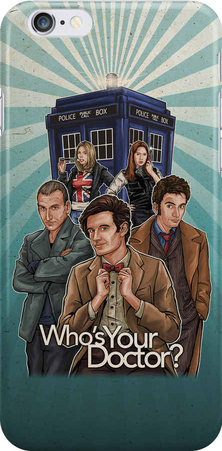 Who's Your Doctor? by Patrick Scullin