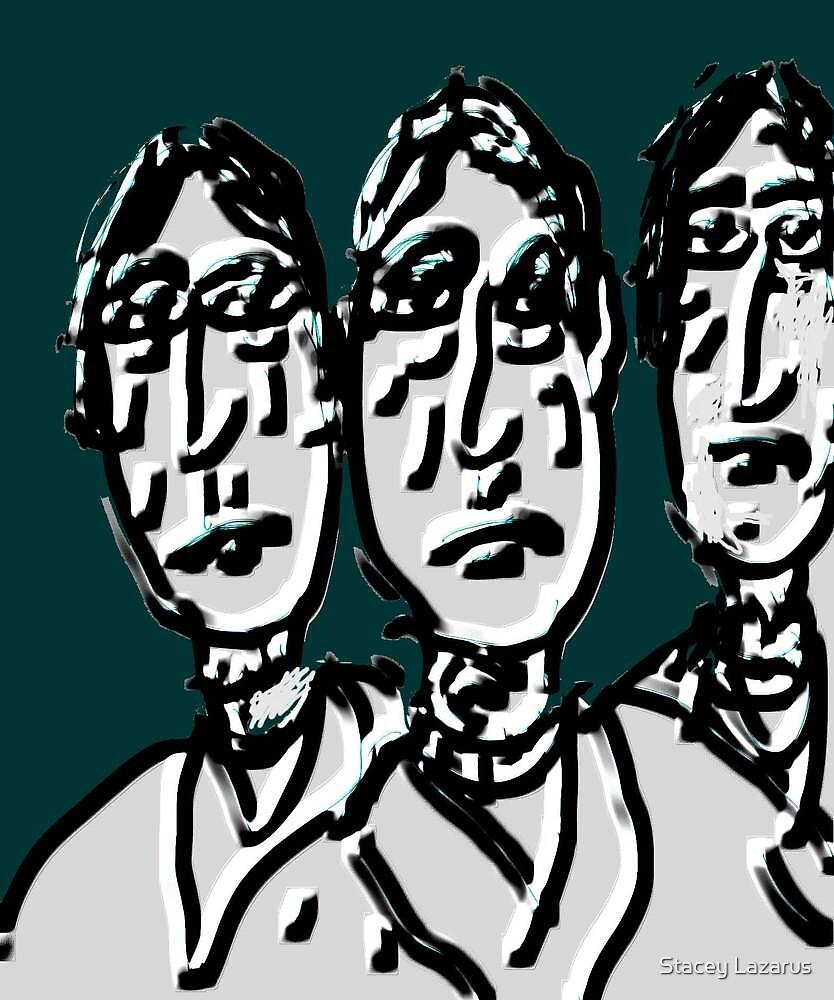 Trio z1 by Stacey Lazarus