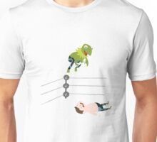 Kermit The Frogsplash Unisex T-Shirt