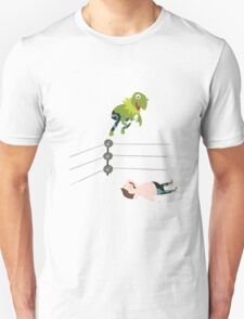 Kermit The Frogsplash T-Shirt