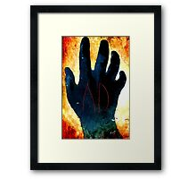 The False Prophet Framed Print