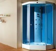 Hollywood Shower From Aquapeutics by aquapeutics