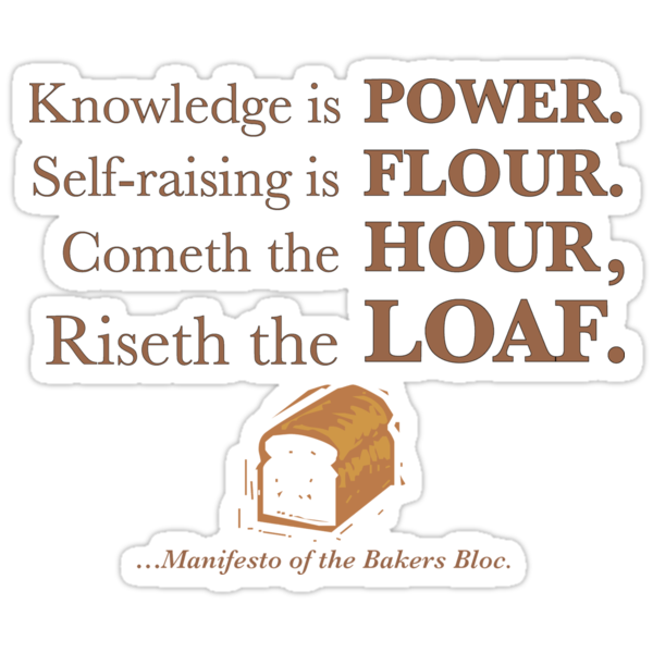Knowledge is Power by Vince Fitter