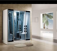 Aquapeutics - Steam Shower Monaco by aquapeutics