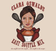 Clara Oswald's Easy Souffle Mix by Monica Lara