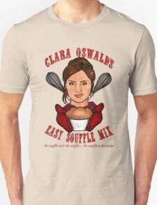 Clara Oswald's Easy Souffle Mix T-Shirt