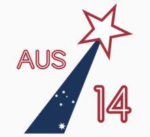 AUSTRALIA STAR Kids Clothes