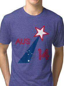 AUSTRALIA STAR Tri-blend T-Shirt
