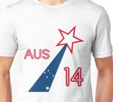 AUSTRALIA STAR Unisex T-Shirt