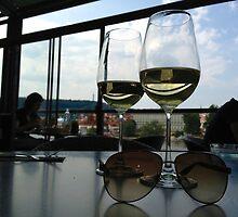 Cheers Wine-chills:) by Yen-Yen