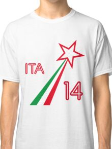 ITALY STAR Classic T-Shirt