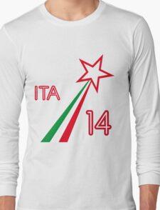 ITALY STAR Long Sleeve T-Shirt