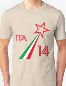 ITALY STAR T-Shirt