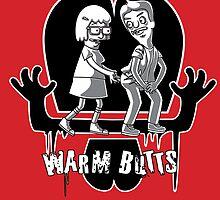 Warm Butts by BearlyGenius