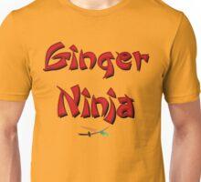 Ginger Ninja! Unisex T-Shirt