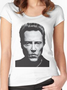 Walken Women's Fitted Scoop T-Shirt