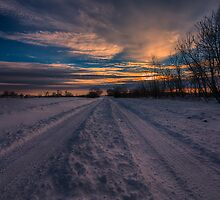 Saskatchewan Dawn 5844_12 by Ian McGregor