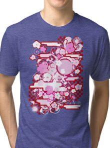 YOZAKURA Tri-blend T-Shirt