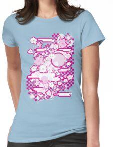 YOZAKURA Womens Fitted T-Shirt
