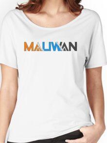 Maliwan Logo V2 Women's Relaxed Fit T-Shirt