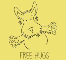 Free Hugs – Scottie Baby Tee