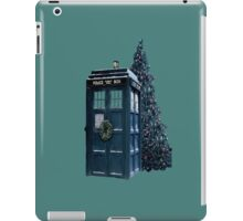 Dr. Who - Christmas! iPad Case/Skin