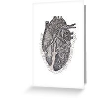 'Secrets I Have Held In My Heart'  Greeting Card
