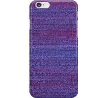 Fuzzy Purple iPhone Case/Skin