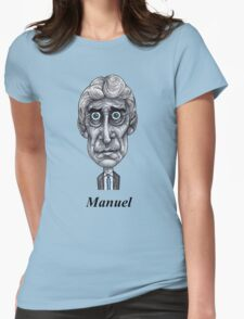 Manuel Pellegrini Womens Fitted T-Shirt