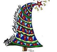 Christmas Tree by Deb Coats