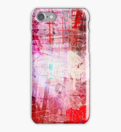 the city 18 iPhone Case/Skin