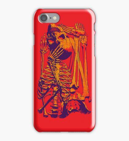 Puzzle Bone iPhone Case/Skin