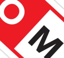 SOMA Tablet Sticker