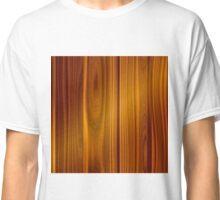 SHINY STRIATED PANEL Classic T-Shirt