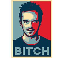 Pinkman, Bitch! Photographic Print