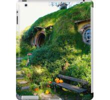 Bag End at Hobbiton - New Zealand iPad Case/Skin