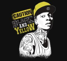 Wiz Khalifa - Black and Yellow by FreeYourArt