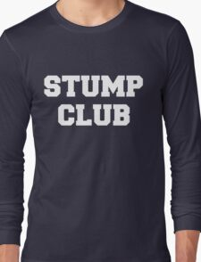 Stump Club Fall Out Boy Long Sleeve T-Shirt