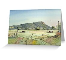 Helsby Hill Greeting Card