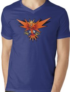 Magidos Mens V-Neck T-Shirt