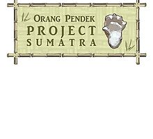 Orang Pendek Project by thebigfootstore