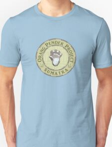 Orang Pendek Project Round T-Shirt