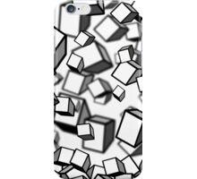 Crumbling Blocks iPhone Case/Skin